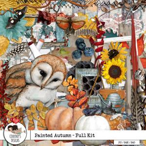 Painted Autumn - Full Kit