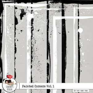 Painted Corners - CU/PU