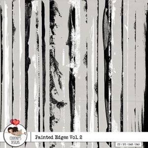 Painted Edges Vol. 2 - CU/PU