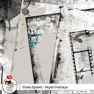 Urban Sprawl - Artsy Overlays