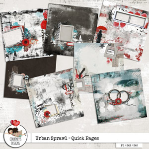 Urban Sprawl - Quick Pages