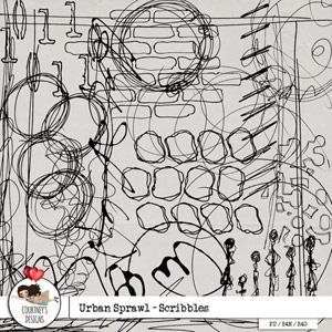 Urban Sprawl - Scribbles