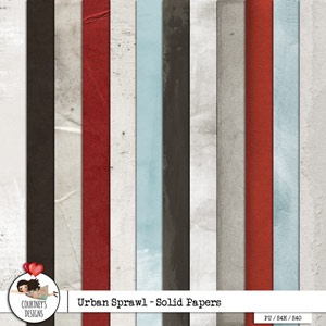 Urban Sprawl - Solid Papers