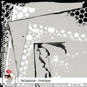 Validation - Page Overlays