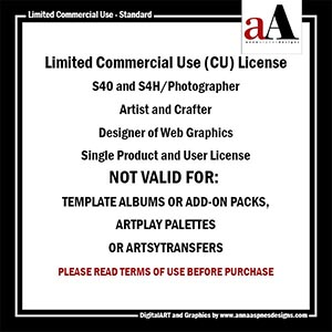 Limited Commercial Use License