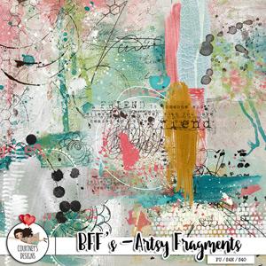 BFF's - Artsy Fragments