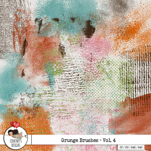 Digital Artist Tools - Grunge Textures Vol. 4