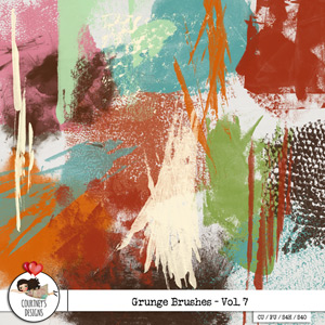 Digital Artist Tools - Grunge Textures Vol. 7