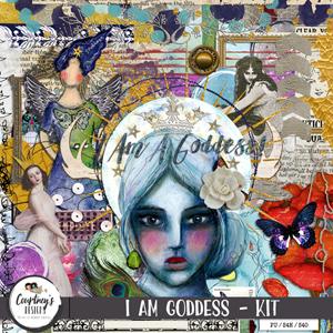 I Am Goddess - Full Kit