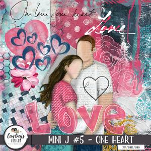 Mini J #5 - One Heart
