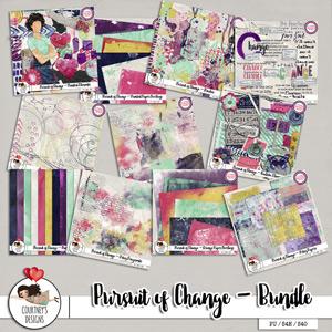 Pursuit of Change - Bundle