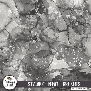 Digital Artist Tools - Stabillo Brushes