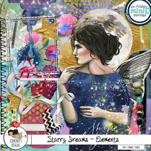 Starry Dreams - Elements