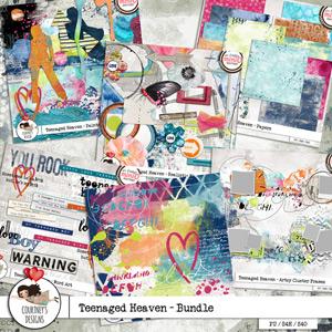 Teenaged Heaven - Bundle