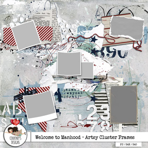 Welcome to Manhood - Artsy Cluster
