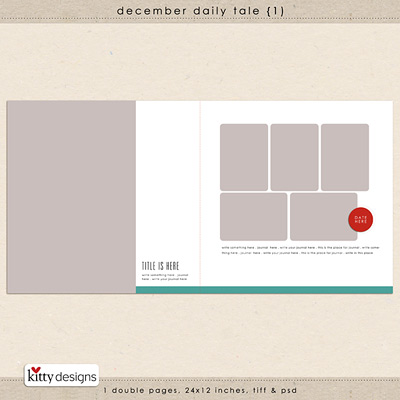 December Daily Tale 1