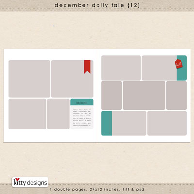 December Daily Tale 12