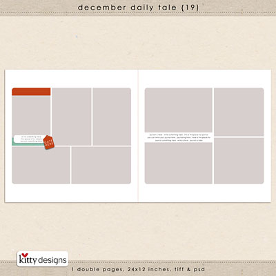 December Daily Tale 19