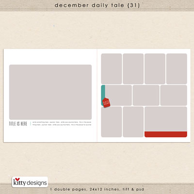 December Daily Tale 31