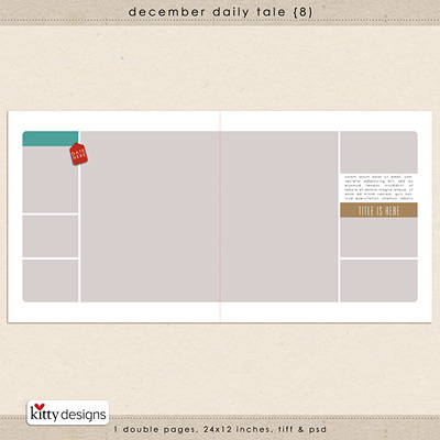 December Daily Tale 8