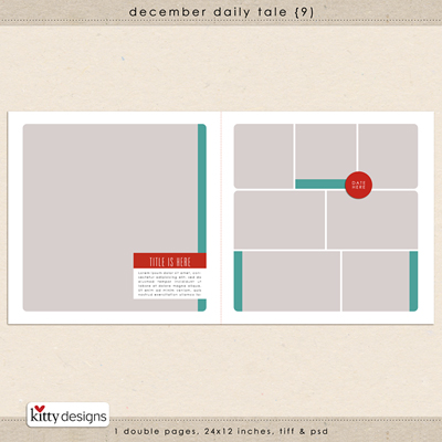December Daily Tale 9
