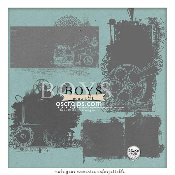{boys} maskIt