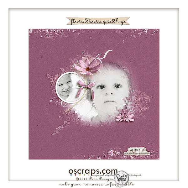 {flowerShower} quickPage