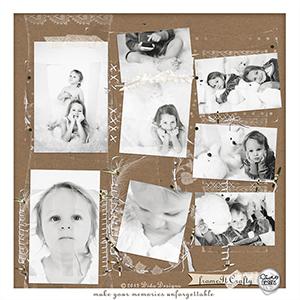 frameIt { crafty } by Dido Designs.