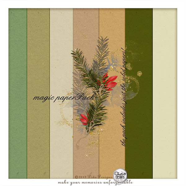 {merry} paperPack by Dido Designs.