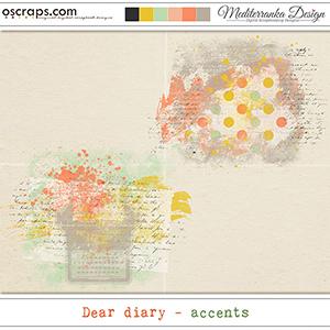 Dear Diary (Accents)