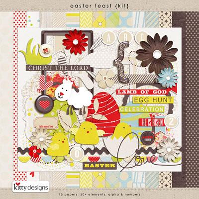 Easter Feast Kit