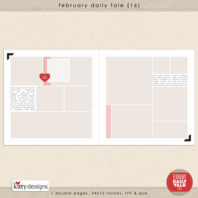 February Daily Tale 16