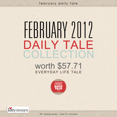 February Daily Tale Collection