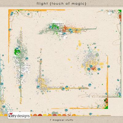 Touch of Magic {Flight}