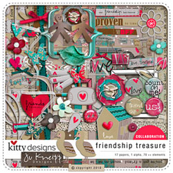 Friendship Treasure Collab with Juhh Kneipp