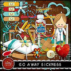 Go Away Sickness