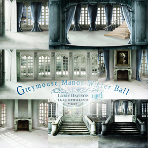 Greymouse Manor Winter Ball Manor Papers