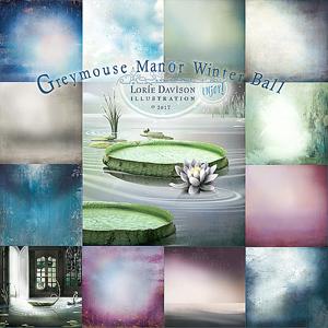 Greymouse Manor Winter Ball Lake Papers