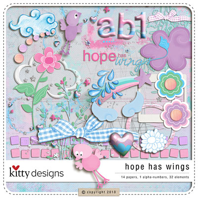 Hope Has Wings