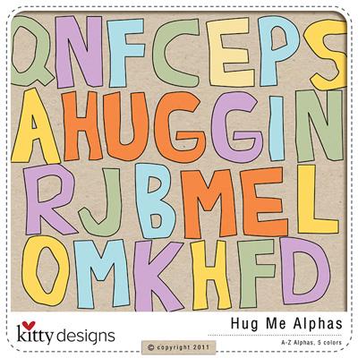 Hug Me Alphas