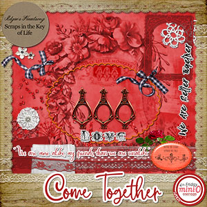 Come Together - Mini O Kit by Idgie's Heartsong