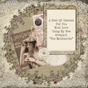 The Matriarchs - Freebie - QP 1