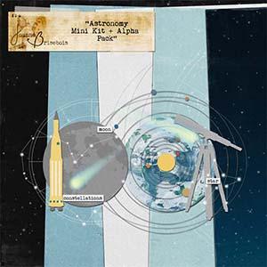Astronomy Mini Kit + Alpha Pack