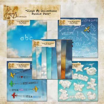 Cloud #9 Collection: Bundle Pack