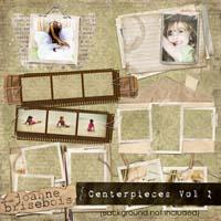 Centerpieces Vol I Element Pack