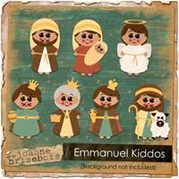 Emmanuel Kiddos Element Pack