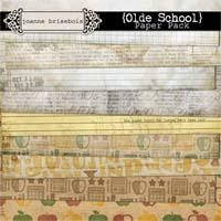 Olde School: Paper Pack