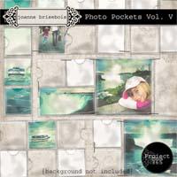 Photo Pockets Vol. V Element Pack