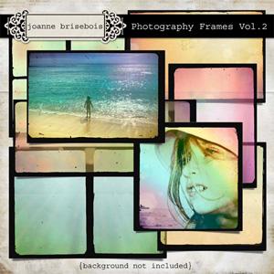 Photography Frames Vol. 2 Element Pack