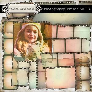 Photography Frames Vol. 3 Element Pack